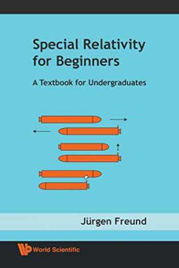 9789812771605-9812771603-Special relativity for beginners: A Textbook for Undergraduates