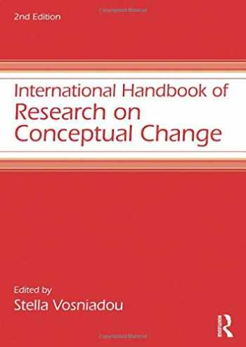 9780415898836-0415898838-International Handbook of Research on Conceptual Change (Educational Psychology Handbook)