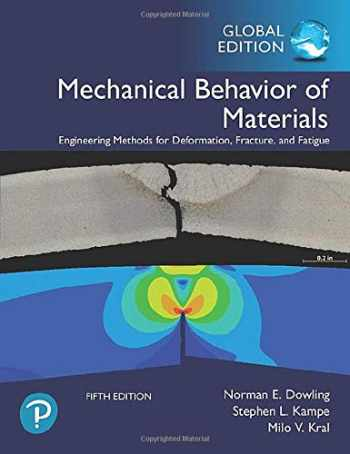 9781292279350-1292279354-Mechanical Behavior of Materials, Global Edition