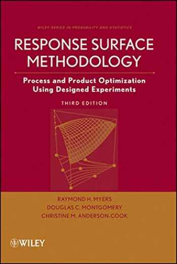 9780470174463-0470174463-Response Surface Methodology: Process and Product Optimization Using Designed Experiments