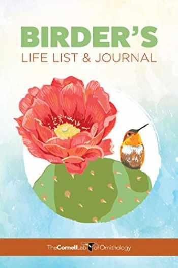 9780691194714-0691194718-Birder's Life List & Journal (Cornell Lab of Ornithology)