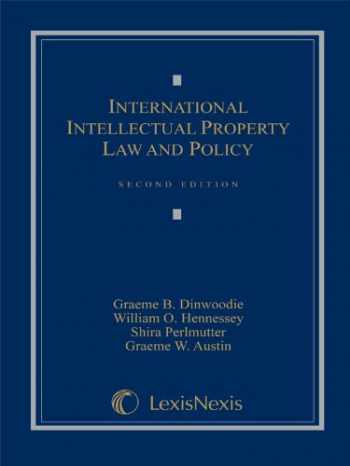 9780820570280-0820570281-International Intellectual Property Law and Policy