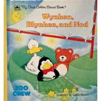 9780307061416-0307061418-Wynken, Blynken, and Nod (My First Golden Board Book)