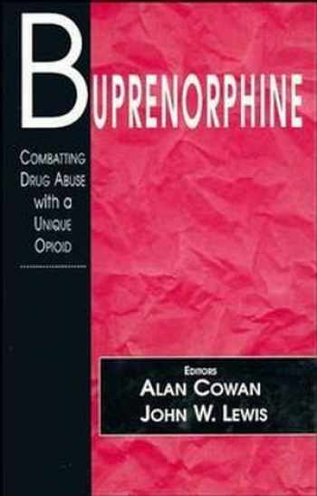 9780471561989-0471561983-Buprenorphine: Combatting Drug Abuse with a Unique Opioid