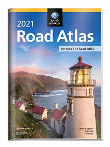 9780528022432-0528022431-Rand McNally 2021 Road Atlas with Protective Vinyl Cover (Rand McNally Road Atlas)