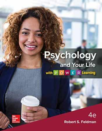 9781260397512-1260397513-Loose Leaf for Psychology And Your Life with P.O.W.E.R Learning