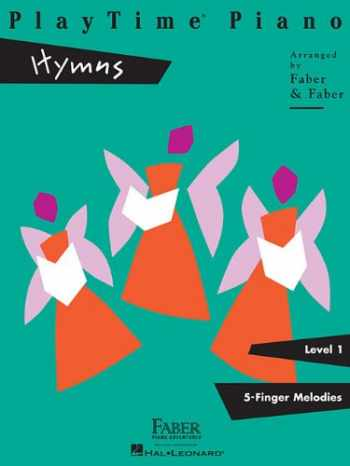 9781616770006-1616770007-PlayTime Piano Hymns: Level 1