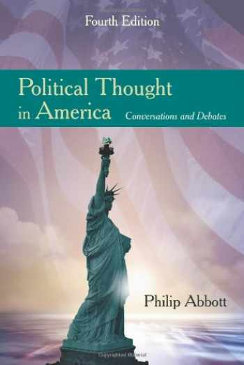 9781577666271-1577666275-Political Thought in America: Conversations and Debates