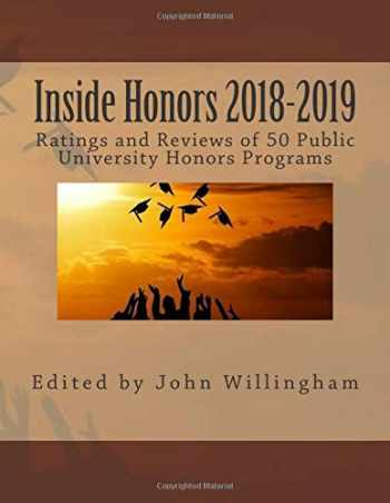 9780692195253-0692195254-Inside Honors 2018-2019: Ratings and Reviews of 50 Public University Honors Programs