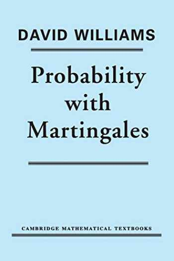 9780521406055-0521406056-Probability with Martingales (Cambridge Mathematical Textbooks)