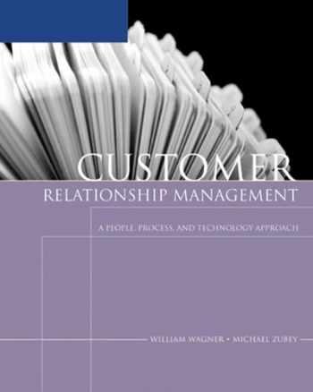 9781423900849-1423900847-Customer Relationship Management