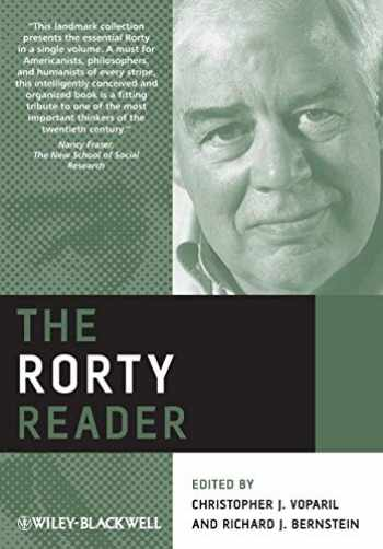 9781405198325-140519832X-The Rorty Reader