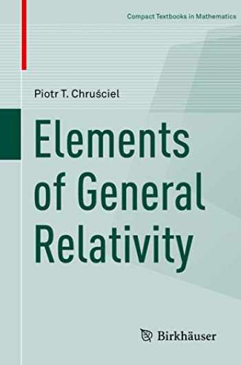 9783030284152-3030284158-Elements of General Relativity (Compact Textbooks in Mathematics)