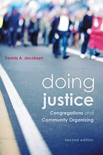 9781506418810-1506418813-Doing Justice: Congregations and Community Organizing, 2nd Edition