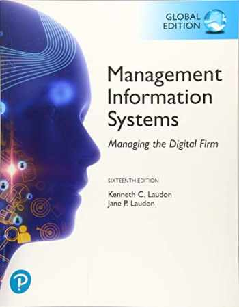 9781292296562-1292296569-Management Information Systems: Managing the Digital Firm, Global Edition (0)