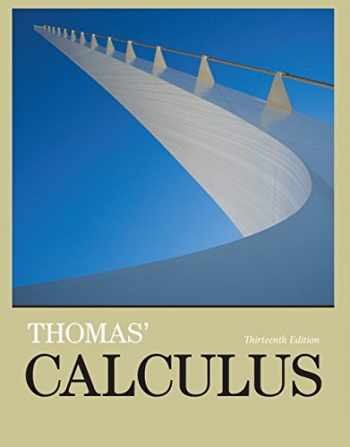 9780321921055-0321921054-Thomas' Calculus plus NEW MyLab Math with Pearson eText -- Access Card Package (13th Edition) (Integrated Review Courses in MyLab Math and MyLab Statistics)
