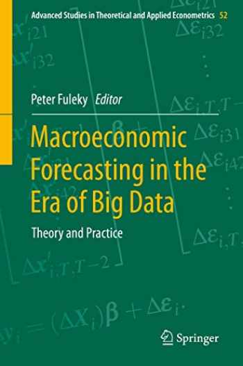 9783030311490-303031149X-Macroeconomic Forecasting in the Era of Big Data: Theory and Practice (Advanced Studies in Theoretical and Applied Econometrics (52))