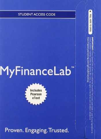 9780133486506-0133486508-NEW MyLab Finance with Pearson eText -- Access Card -- for Financial Management: Concepts and Applications