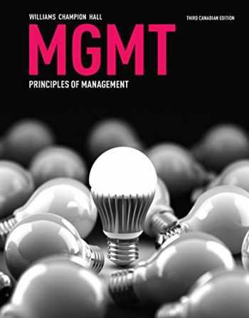 9780176703486-0176703489-MGMT PRINCIPALS OF MANAGEMENT