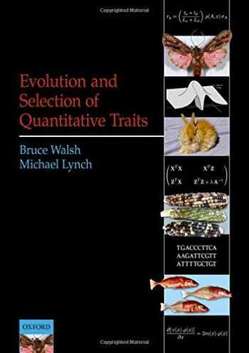 9780198830870-0198830874-Evolution and Selection of Quantitative Traits