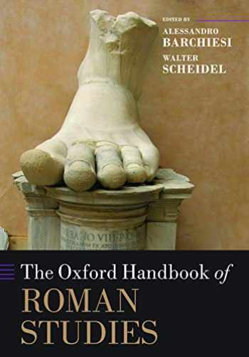 9780198856009-0198856008-The Oxford Handbook of Roman Studies (Oxford Handbooks)