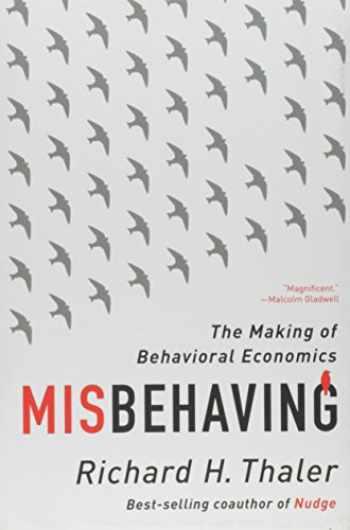9780393352795-039335279X-Misbehaving: The Making of Behavioral Economics