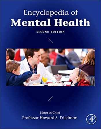9780123970459-0123970458-Encyclopedia of Mental Health