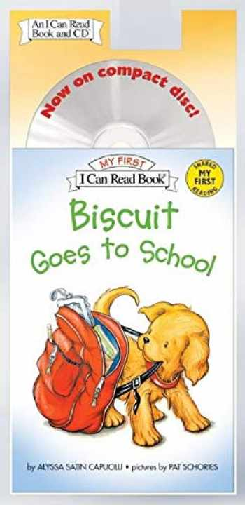 9780060786861-0060786868-Biscuit Goes to School Book and CD (My First I Can Read)