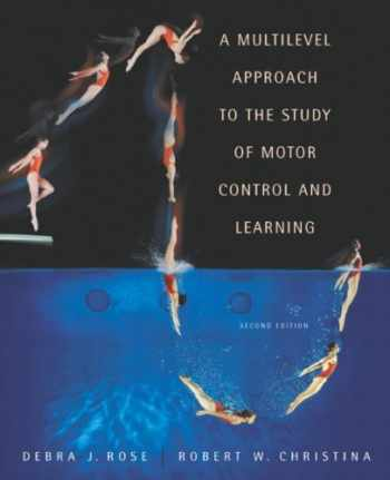 9780805360318-080536031X-A Multilevel Approach to the Study of Motor Control and Learning (2nd Edition)