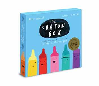 9780399548925-0399548920-The Crayon Box: The Day the Crayons Quit Slipcased edition