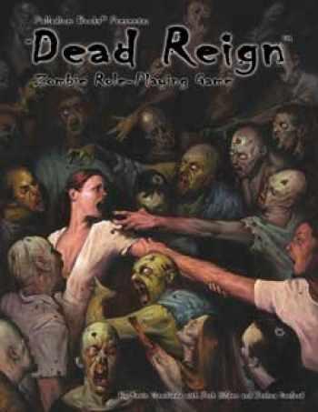 9781574571400-1574571400-Dead Reign Rpg