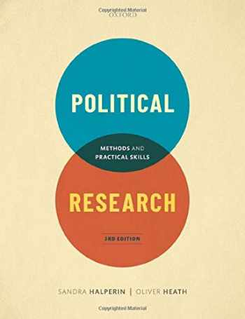 9780198820628-0198820623-Political Research: Methods and Practical Skills