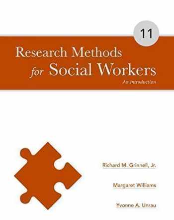 9780981510071-0981510078-Research Methods for Social Workers: An Introduction