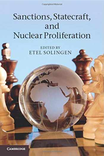9780521281188-0521281180-Sanctions, Statecraft, and Nuclear Proliferation