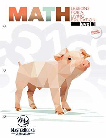 9780890519233-0890519234-Math Lessons for a Living Education Level 1