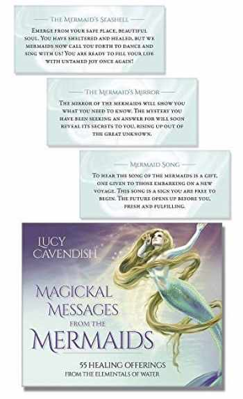 9780738766133-0738766135-Magickal Messages from the Mermaids: Healing Offerings from the Elementals of Water