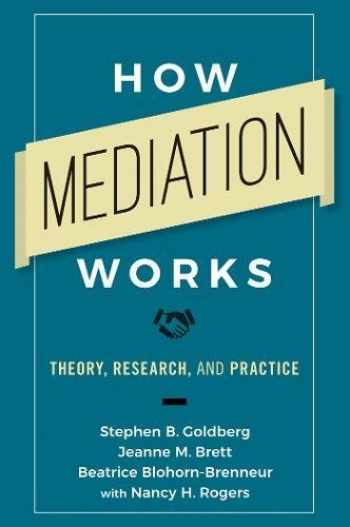 9781787142237-178714223X-How Mediation Works: Theory, Research, and Practice