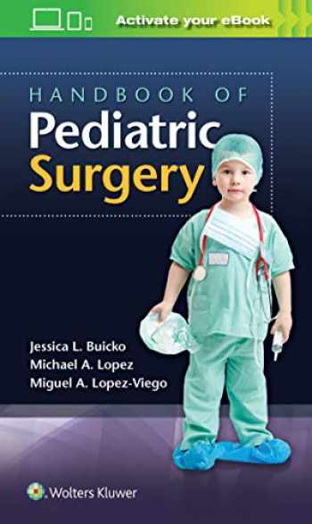 9781496388537-1496388534-Handbook of Pediatric Surgery