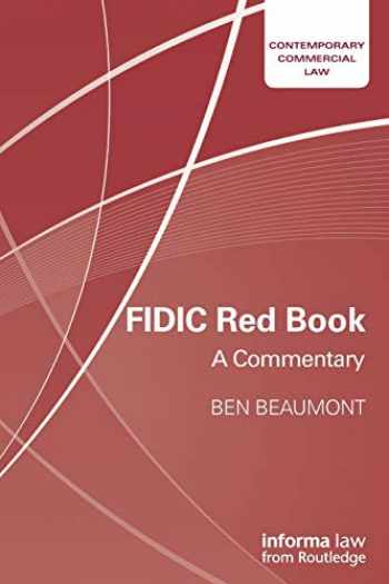 9781138235328-1138235326-FIDIC Red Book (Contemporary Commercial Law)