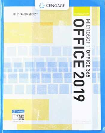 9780357025673-0357025679-Illustrated Microsoft Office 365 & Office 2019 Introductory (MindTap Course List)