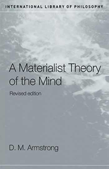 9780415100311-0415100313-A Materialist Theory of the Mind (International Library of Philosophy)