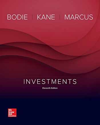 9781259715204-1259715205-Loose Leaf for Investments (The Mcgraw-hill Education Series in Finance, Insurance, and Real Estate)