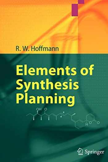 9783540792192-3540792198-Elements of Synthesis Planning