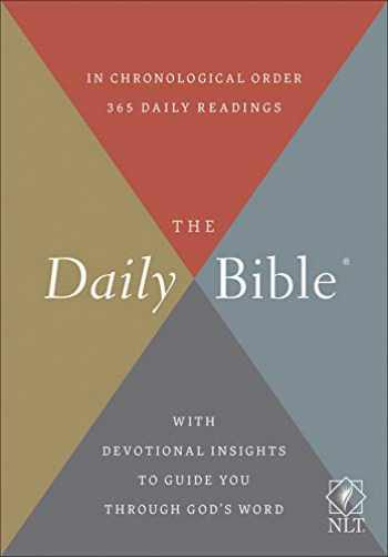9780736976121-0736976124-The Daily Bible® (NLT)