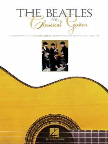 9780634015793-0634015796-The Beatles for Classical Guitar