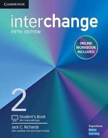 9781316620342-1316620344-Interchange Level 2 Student's Book with Online Self-Study and Online Workbook