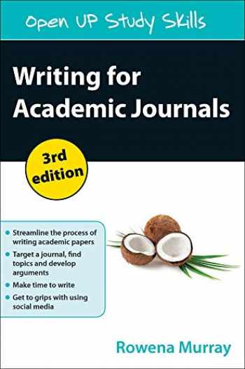 9780335263028-033526302X-Writing for Academic Journals, Third Edition (Open Up Study Skills)