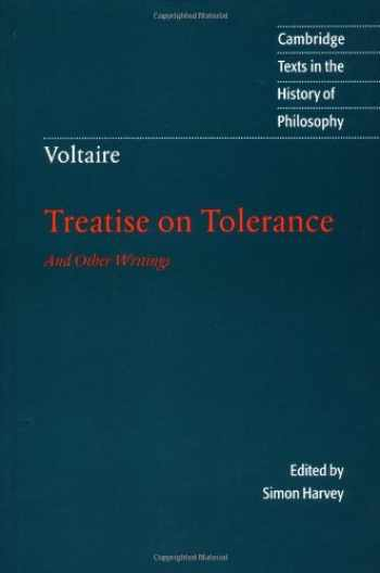 9780521649698-0521649692-Voltaire: Treatise on Tolerance (Cambridge Texts in the History of Philosophy)