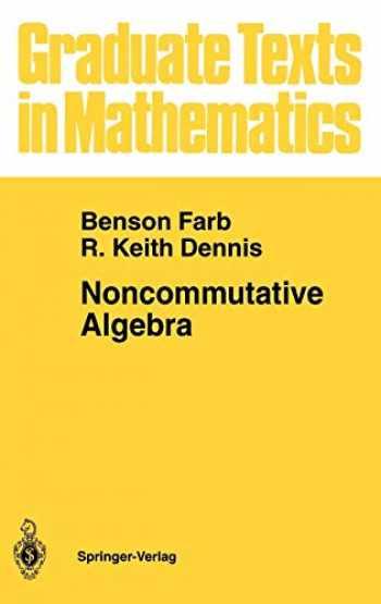 9780387940571-038794057X-Noncommutative Algebra (Graduate Texts in Mathematics (144))