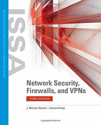 9781284183658-1284183653-Network Security, Firewalls, and VPNs (Issa)